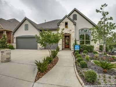 Boerne Single Family Home For Sale: Lot 42 Baldacci Vis