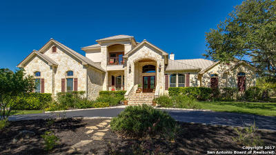 Boerne Single Family Home For Sale: 27724 Ranch Ln