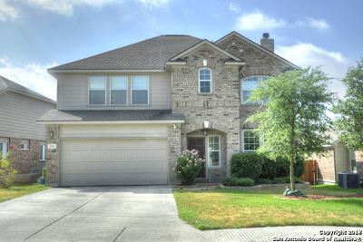 San Antonio Single Family Home Price Change: 3534 Sumantra Cliff