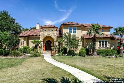 Boerne Single Family Home For Sale: 30813 Man O War Dr