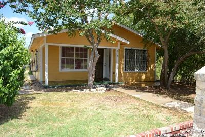 Single Family Home For Sale: 307 NW 25th St