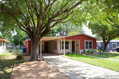 Single Family Home For Sale: 319 E Formosa Blvd