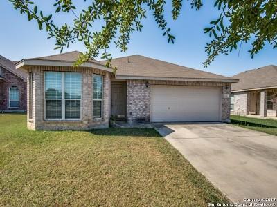 San Antonio TX Single Family Home Back on Market: $154,000