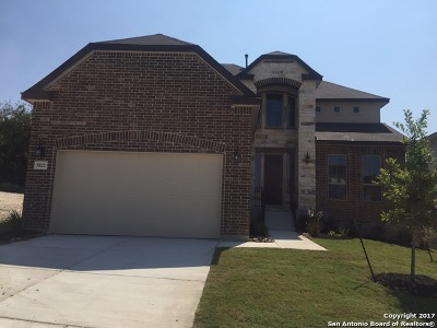 Alamo Ranch Single Family Home For Sale: 5822 Sweetwater Way