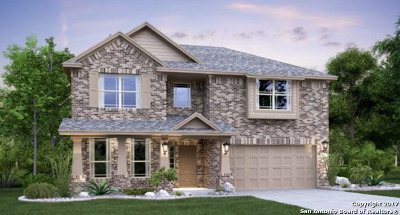 Cibolo Single Family Home For Sale: 414 Woodside Way