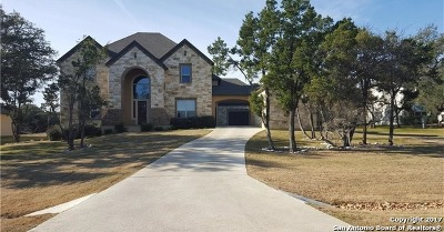 New Braunfels Single Family Home For Sale: 5641 Copper Creek