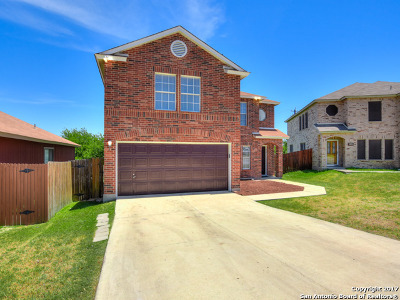 Bexar County Single Family Home For Sale: 306 Territory Oak
