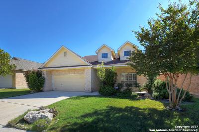 San Antonio Single Family Home Back on Market: 10222 Elizabeth Ct