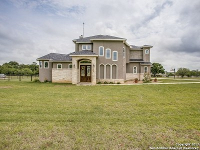 Wilson County Single Family Home For Sale: 508 Wagon Train Rd