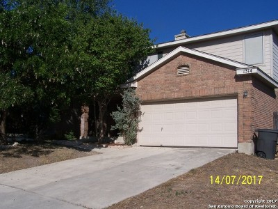 Single Family Home For Sale: 1314 Bobcat Pass