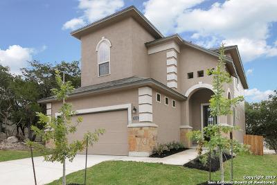 San Antonio Single Family Home Price Change: 3106 Piedra De Rio