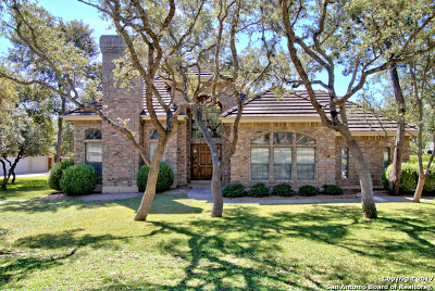 Garden Ridge Single Family Home For Sale: 21459 Water Wood Dr