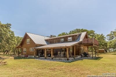 Medina County Single Family Home Back on Market: 315 County Road 253