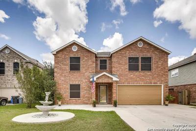 Cibolo Single Family Home Price Change: 155 Woodstone Loop