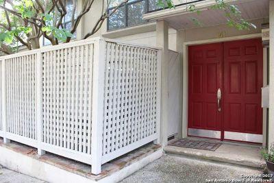 San Antonio Single Family Home For Sale: 141 Terrell Rd