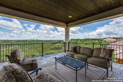 Boerne Single Family Home For Sale: 137 Paradise Point Dr