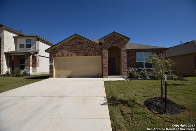 Cibolo Single Family Home Back on Market: 428 Pearl Chase