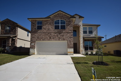 Cibolo Single Family Home Back on Market: 504 Pearl Chase