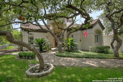 San Antonio TX Single Family Home Back on Market: $549,999