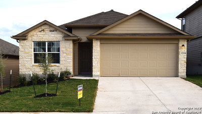 Schertz Single Family Home For Sale: 12334 Erstein Valley