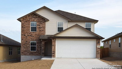 Schertz Single Family Home For Sale: 12346 Erstien Valley
