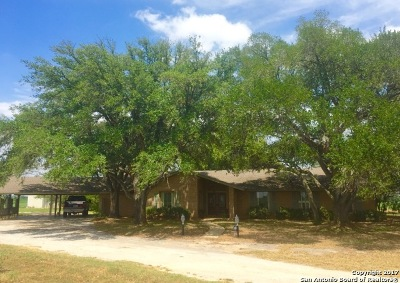 Atascosa County Single Family Home For Sale: 14325 E Fm 2790