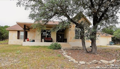 Canyon Lake Single Family Home For Sale: 2334 Johnson Rd