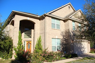 Helotes Single Family Home For Sale: 14914 Los Lunas Rd