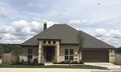 Boerne Single Family Home For Sale: 28110 Versant Hls