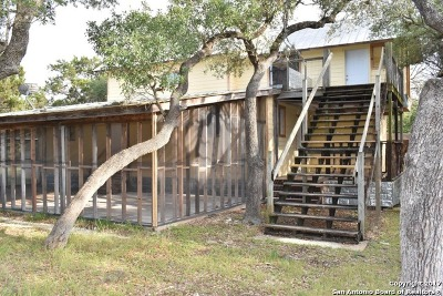 Bandera County Single Family Home Price Change: 172 Camp Verde Rd
