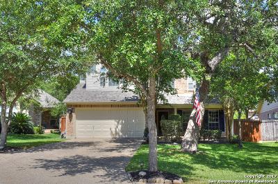 San Antonio Single Family Home Price Change: 419 Elkgrove Ct