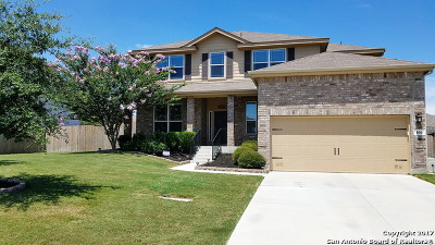 Guadalupe County Single Family Home Price Change: 106 Ridge Blf
