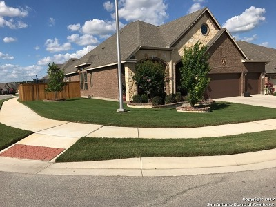 Cibolo Single Family Home For Sale: 716 Rye Moon Cv
