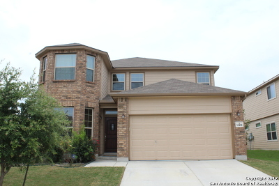 San Antonio Single Family Home For Sale: 11418 Oaks Hike