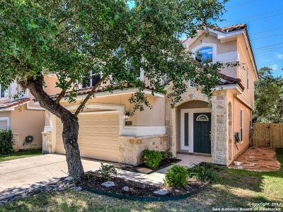 San Antonio Single Family Home Back on Market: 1214 Pinnacle Fls