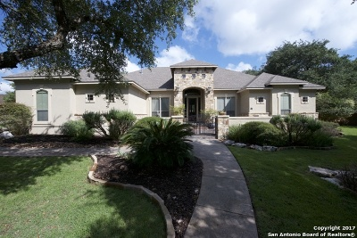 New Braunfels Single Family Home For Sale: 626 Hunters Creek Dr