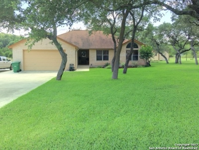 San Antonio Single Family Home For Sale: 26207 Timberline Dr
