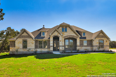 Comal County Single Family Home Price Change: 511 Solms Forest
