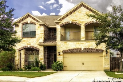 San Antonio Single Family Home Back on Market: 21607 Seminole Oaks