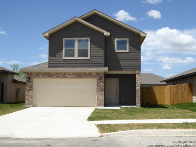 Converse Single Family Home For Sale: 9619 Autumn Pl