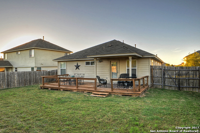 New Braunfels Single Family Home For Sale: 2870 Oakdell Trl