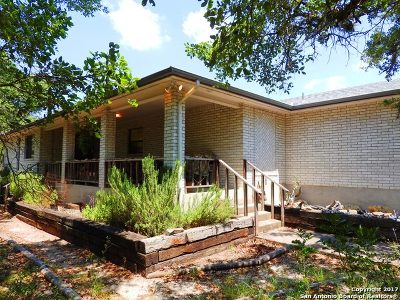Bandera County Single Family Home For Sale: 975 Geronimo Springs Dr
