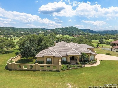 Boerne Single Family Home For Sale: 104 Antelope Hill