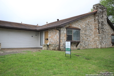 Boerne Single Family Home For Sale: 615 Oak Park Dr
