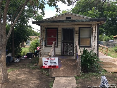 Single Family Home For Sale: 2943 Pitluk Ave