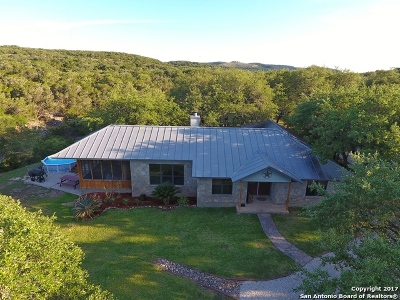 Bandera County Single Family Home For Sale: 6565 Park Rd 37