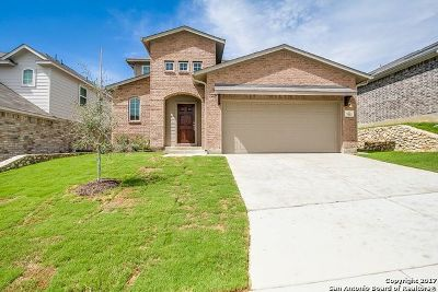 Boerne Single Family Home For Sale: 7611 Presidio Hvn