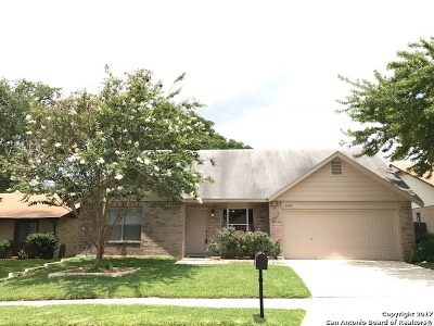 Schertz Single Family Home Back on Market: 3409 Meadow Head Dr