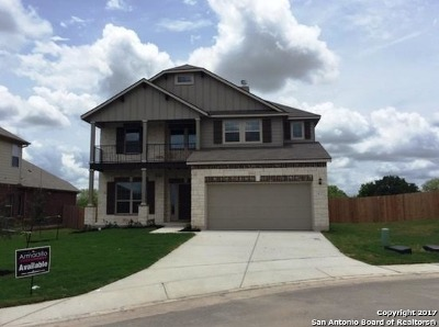 New Braunfels Single Family Home For Sale: 422 Wood Duck