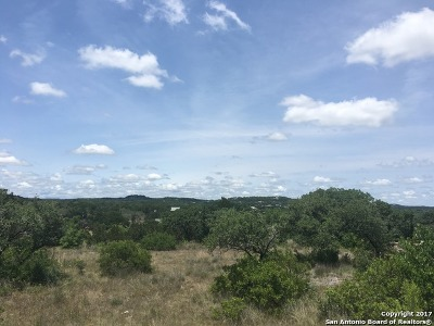 San Antonio Residential Lots & Land Back on Market: 10041 Kendall Canyon